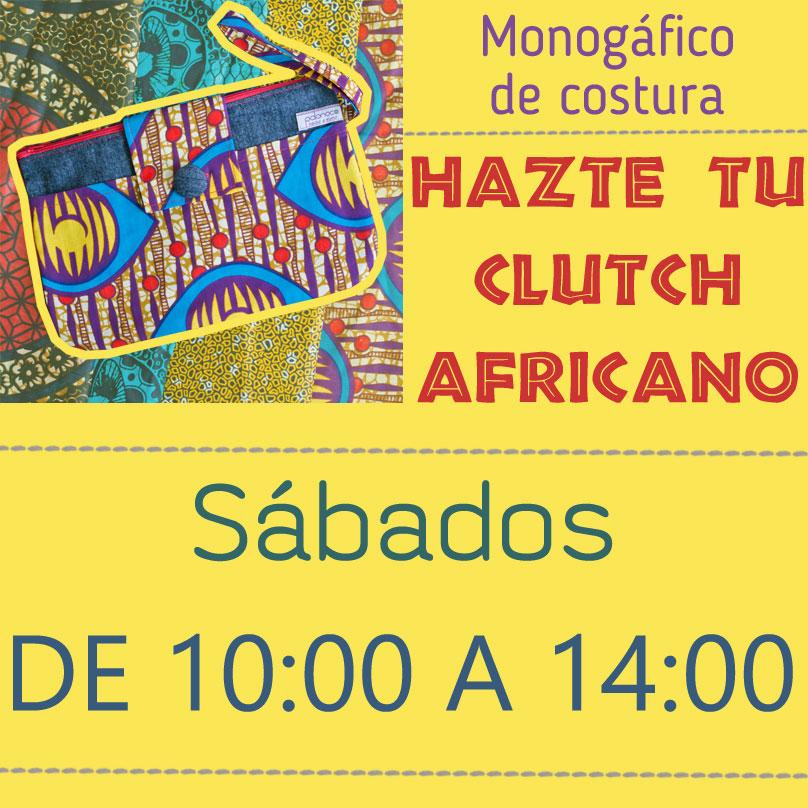 curso monografico costura bolso africano